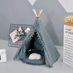 ペット用テント クッション付き 犬�