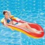 浮き輪 おしゃれ 網付き 浮輪 フロート プール用品 ビーチグッズ 海水浴 寝椅子 うきわ 水遊び