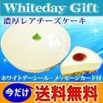 ホワイトデー スイーツ 濃厚レアチーズケーキ(チルド冷蔵)(ギフト 定番 限定 本命 義理)