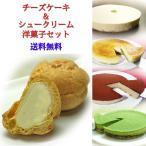 送料無料 選べる!チーズケーキと洋菓子セット(ギフト 数量限定 詰め合わせ)