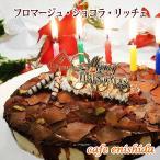 クリスマスケーキ フロマージュ・ショコラ・リッチェ(クリスマス チョコレートケーキ チーズケーキ)