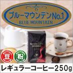 レギュラーコーヒー ブルーマウンテンNo.1(粉)250g (コーヒー 珈琲)
