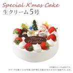 特製 クリスマスケーキ 予約 2018 生クリーム 5号 直径15cm