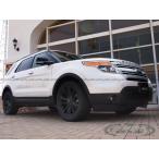 2016y- フォード エクスプローラー用20インチホイール タイヤ組込済(Matte Black/NEXEN)4本set