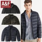 Abercrombie & Fitch アバクロンビーアンドフィッチ正規品メンズライトウェイト ダウンジャケット