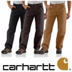 カーハート ペインターパンツ メンズ Carhartt Men's Washed Duck Work Dungaree  ワークパンツ B11-DKB B11-BLK