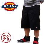 【ワケアリ】DickiesディッキーズワークパンツLoose Fit Multi-Use Pocket Work Shorts #42283 短パン