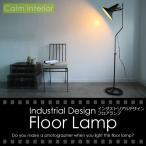 フロアランプ LED対応 照明 ライト 北欧 おしゃれ デイクラッセ スタジオD(60W白熱電球付属) インダストリアルデザイン リビング