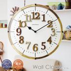 壁掛け時計 ウォールクロック 電波時計 おしゃれ 北欧 ナチュラルモダン インターフォルム Tiel/ティール CL-9706 リビング 書斎 オフィス