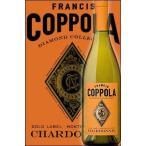 《コッポラ ダイヤモンド コレクション》 シャルドネ モントレー [2015] Francis Ford Coppola Winey Diamond Collection