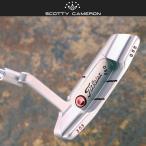 スコッティキャメロン GSS Tour Newport II with rare vertical stamping ダブルフランジライン & トップライン