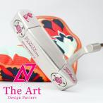 スコッティキャメロン カスタムパター 2016 ニューポート2[Tiara Charm Cat] Custom [M] with 20g weights pink 33