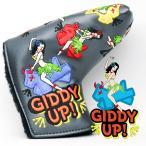 スコッティキャメロン ヘッドカバー Giddy Up! Limited Release (ミッドマレット) ( Scotty Cameron / パターカバー)