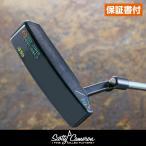 スコッティキャメロン ツアーパター ニューポート2 タイムレス CARBON Brushed Black 350g with Paint Brushes