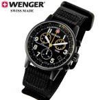 WENGER ウェンガー 腕時計 クロノグラフ ナイロンベルト 70724XL