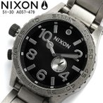 NIXON ニクソン 腕時計 51-30 TIDE A057-479 ダイバーズ