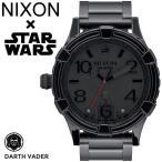 ニクソン スターウォーズ NIXON×STAR WARS コラボモデル ダースベーダー 51-30 メンズ 30気圧防水 腕時計