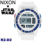 ニクソン NIXON  スターウォーズ 限定 コラボモデル R2-D2 ユニット デジタル 腕時計