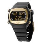 ADIDAS CANDY アディダス キャンディー ブラック×ゴールド メンズ ウォッチ 腕時計 ADH1572 ADIDAS アディダス