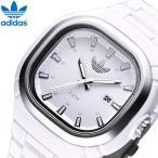 アディダス adidas 時計 腕時計 メンズ ホワイト ADH2578 adidas アディダス