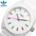 ADIDAS アディダス 腕時計 サンティアゴ SANTIAGO ホワイト×マルチ メンズ レディース ユニセックス 男女兼用 ADH2915