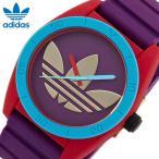 アディダス adidas 時計 腕時計 レディース メンズ サンティアゴ スペシャルエディション カラフル ADH9050