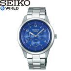 SEIKO WIRED セイコー ワイアード 腕時計 ウォッチ メンズ 男性用 ソーラー電波 10気圧防水 agad081
