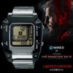 セイコー ワイアード メタルギア 限定モデル デジボーグ AGAM601 SEIKO WIRED メンズ 腕時計