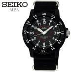 【SEIKO ALBA】 セイコー アルバ 腕時計 メンズ スポーツ ウォッチ 10気圧防水 男性用 APBS137