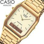 ショッピングCASIO CASIO カシオ チープカシオ チプカシ 腕時計 ウォッチ 日常生活防水 デュアルタイム aq-230ga-9d