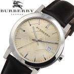 ショッピングBURBERRY BURBERRY バーバリー 腕時計 ウォッチ メンズ 男性用 クオーツ 5気圧防水 デイトカレンダー スイス製 bu9011