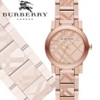 BURBERRY バーバリー 腕時計 ウォッチ レディース 女性用 クオーツ 5気圧防水 アナログ3針 スイス製 bu9235