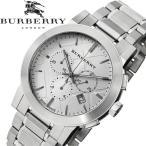 BURBERRY バーバリー 腕時計 ウォッチ メンズ クオーツ 5気圧防水 クロノグラフ デイトカレンダー ステンレス スイス製 bu9350