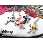 【disney_y】クロスネックレス ミッキーマウス ネックレス レディス レディース ネックレス ディズニー
