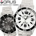 ショッピング日本初 GRUS/グルス ボイス電波腕時計 音声 時刻 カレンダー 日本初登場 音声腕時計 ソーラー リチウム電池 健康維持 時報機能 福祉 アナログタイプ GRS01