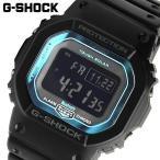 エントリーで10%還元 G-SHOCK カシオ CASIO 海外モデル 電波ソーラー デジタル Bluetooth 腕時計 Gショック ブラック GW-B5600-2DR
