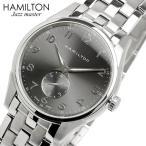 エントリーでハミルトン HAMILTON JAZZMASTER ジャズマスター 腕時計 メンズ クオーツ スモールセコンド 日常生活防水 h38411183