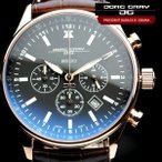 エントリーでP14倍 クロノグラフ 腕時計 メンズ クロノグラフ腕時計 オバマ大統領着用モデル