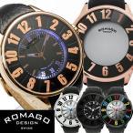 ロマゴ ROMAGO 西内まりや着用モデル 腕時計 革ベルト レディース メンズ ミラーウォッチ メタルベルト スイス