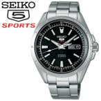 ショッピング自動巻き 【送料無料】【SEIKO5 SPORTS/セイコー5 スポーツ】 腕時計 ウォッチ 自動巻き 手巻つき メンズ 腕時計 時計 オートマティック