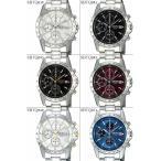 エントリーでP15倍 SEIKO SPIRIT セイコー スピリット 腕時計 メンズ クロノグラフ メタル 10気圧防水 SBTQ 国内正規品