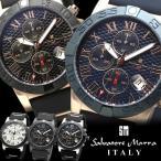 Salvatore Marra サルバトーレマーラ 腕時計 ウォッチ メンズ 男性用 クオーツ 10気圧防水 クロノグラフ デイトカレンダー sm17111
