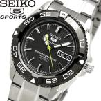 seiko 5 SPORT セイコー ファイブ スポーツ 腕時計 ウォッチ メンズ 自動巻き 10気圧防水 シースルーバック snzb23j1