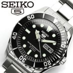 SEIKO5 セイコー5 スポーツ 腕時計 ウォッチ 自動巻き メンズ SNZF17J1 ビジネス アナログ