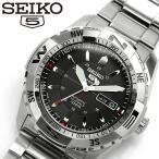 【SEIKO5 SPORTS/セイコー5 スポーツ】 腕時計 ウォッチ 自動巻き メンズ SNZJ05J1