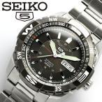 ショッピング自動巻き 【SEIKO5 SPORTS/セイコー5 スポーツ】 腕時計 ウォッチ 自動巻き メンズ SNZJ09J1