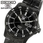 ポイント最大20倍 SEIKO セイコー SEIKO 5 SPORTS 逆輸入 メンズ 腕時計 自動巻き カレンダー 日常生活防水 snzj29k1
