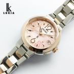 SEIKO セイコー LUKIA ルキア ソーラー電波 腕時計 レディース SSVW018 武井咲イメージキャラクター ピンク