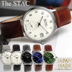 [ザ・スタック] The STAC 日本製 腕時計 ウォッチ Authentic Round レトロ クラシック メンズ レディース