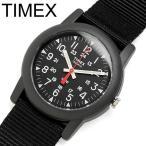 TIMEX タイメックス CAMPER キャンパー 腕時計 メンズ ナイロンベルト クオーツ 3気圧防水 24時間表示 蓄光針 ミリタリー ファッション T185819J-K